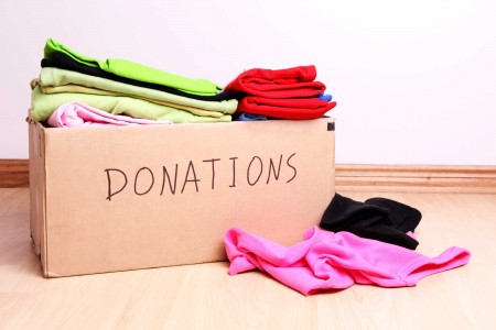 Clothing-Goods Donations