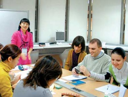 Free Korean Classes, Langu...
