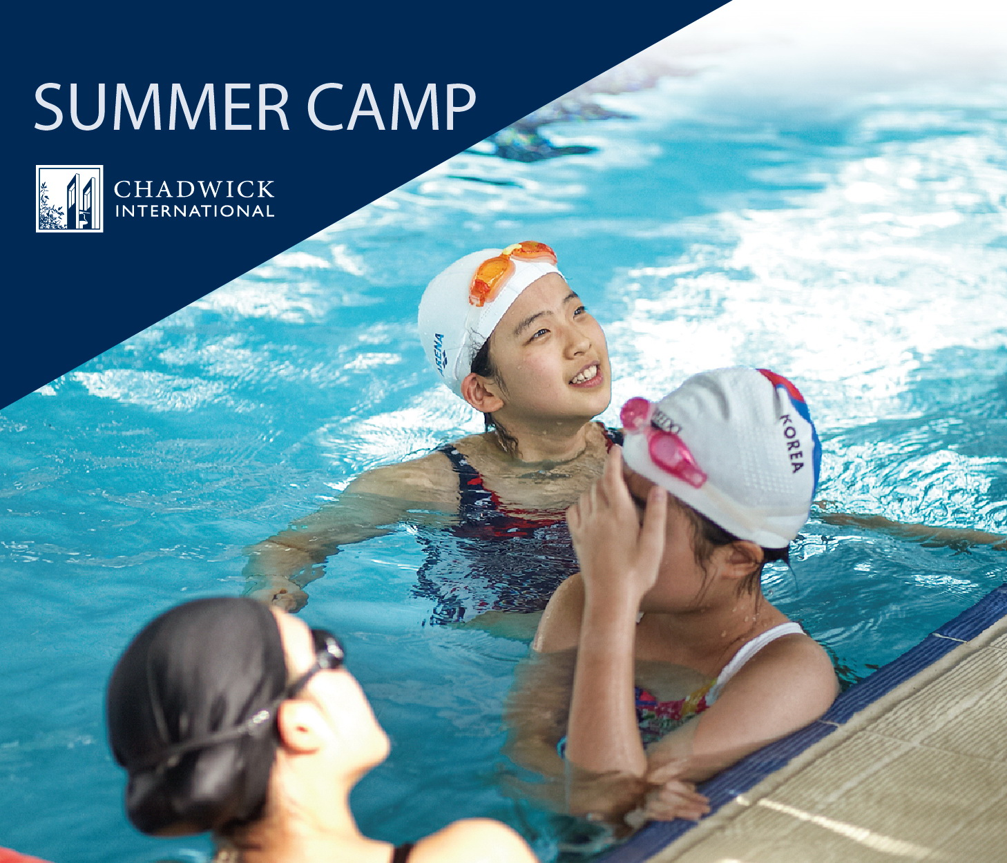 Chadwick International Summer Camp until 11 July 2014